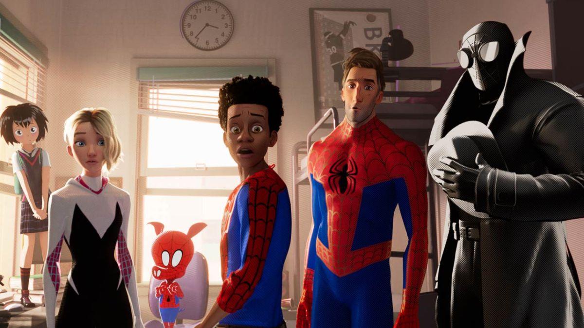 O novo público de Homem-Aranha no Aranhaverso