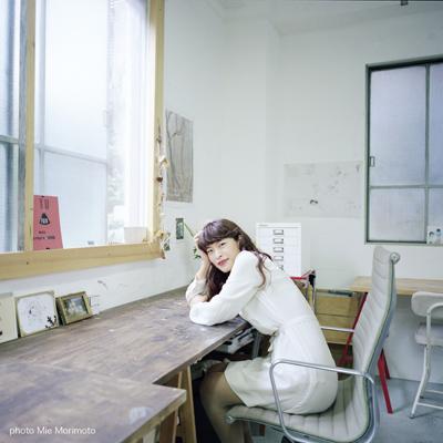 erika kobayashiphoto by Mie Morimoto