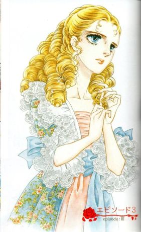 Riyoko Ikeda autora do mangá Berusaiyu no Bara (Lady Oscar ou A Rosa de Versalhes)