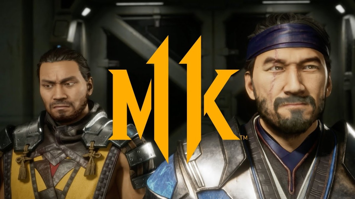 Mortal Kombat 11 é Injustice 1?