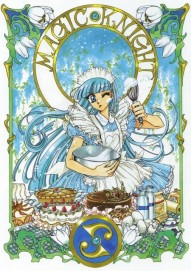Umi - Magic Knight Rayearth