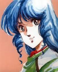 Lynn Minmay, de Macross by Haruhiko Mikimoto