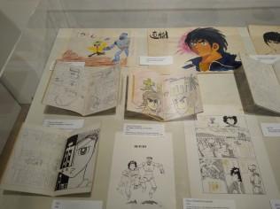 Primeiros desenhos de Naoki Urasawa, Japan House- São Paulo