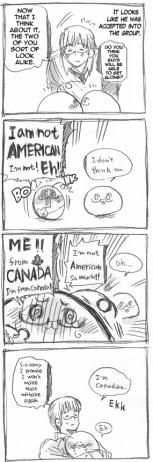 Mochi canadense confundido com o amaricano