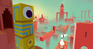 Monument Valley e totem_ustwo