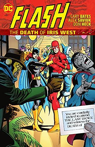 a morte de iris west flash saga