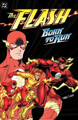 flash mark waid nascido para correr born to run